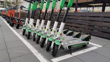 Uber sues over e-scooter location data-sharing requirement