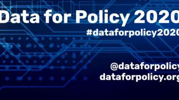 Data for Policy 2020