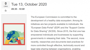 Data sharing for better cooperation