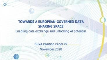 Position Paper (v2) of the Big Data Value Association